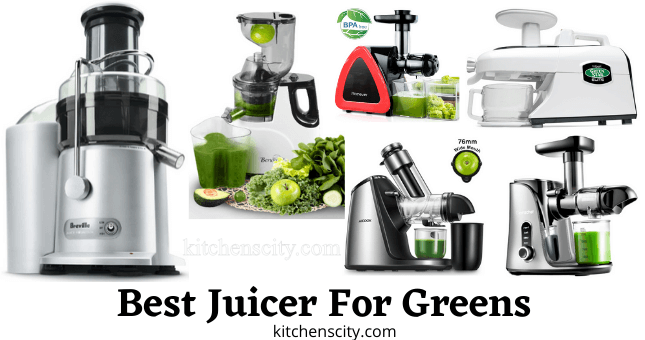 best juicer for greens
