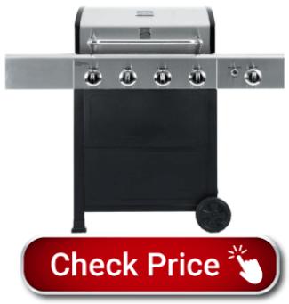 best 4 burner gas grill