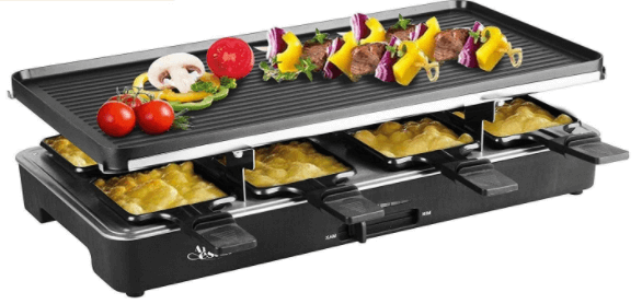 Artestia Electric Raclette Grill