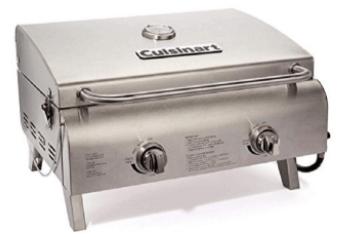 Cuisinart CGG-306 Tabletop Grill
