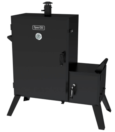 Dyna-Glo DGO1890BDC-D Vertical Offset Charcoal Smoker