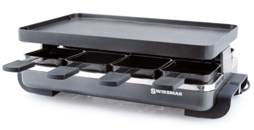 Swissmar Classic 8 Person Anthracite Raclette