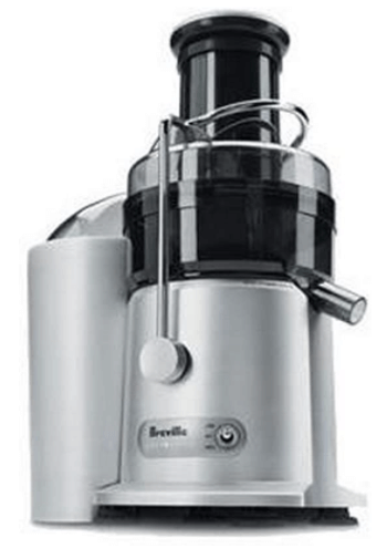 Breville Juice Fountain Plus Electric Juicer Review