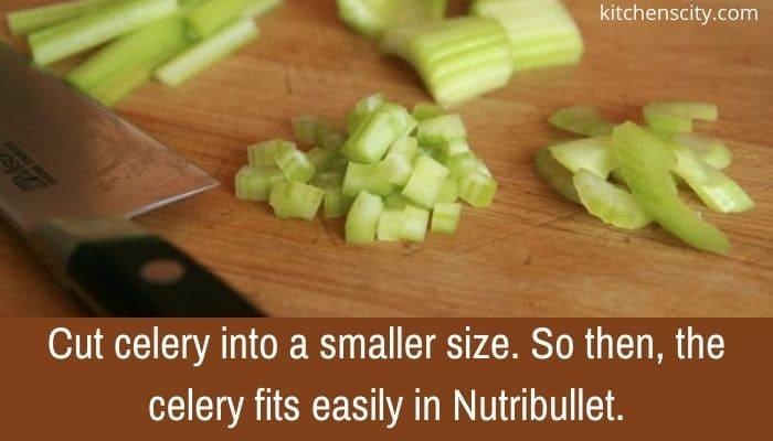 Celery Juice Recipe Nutribullet