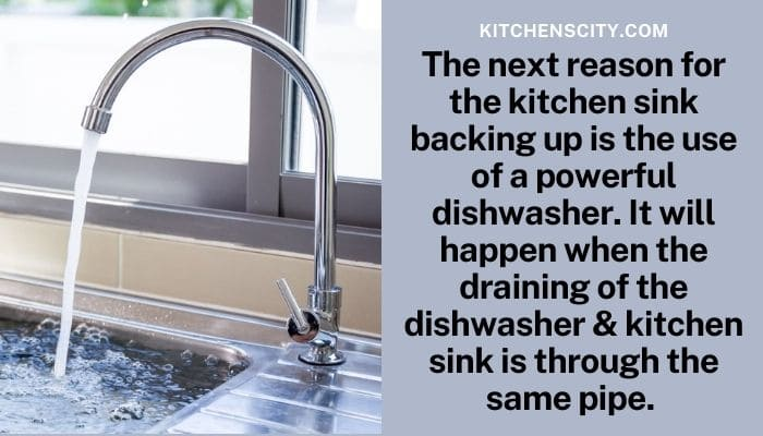 Why Is My Kitchen Sink Backing Up